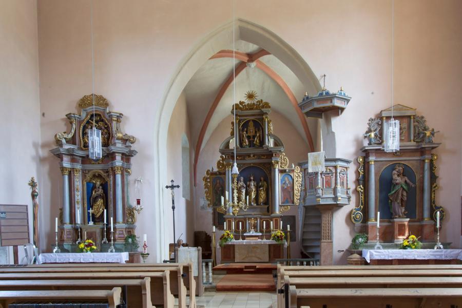Corpus Christi in Eschenfelden
