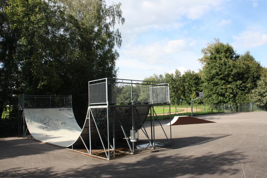 Skatingplatz