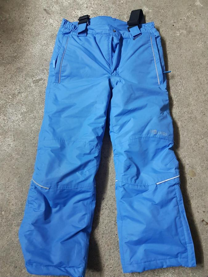 skihose blau