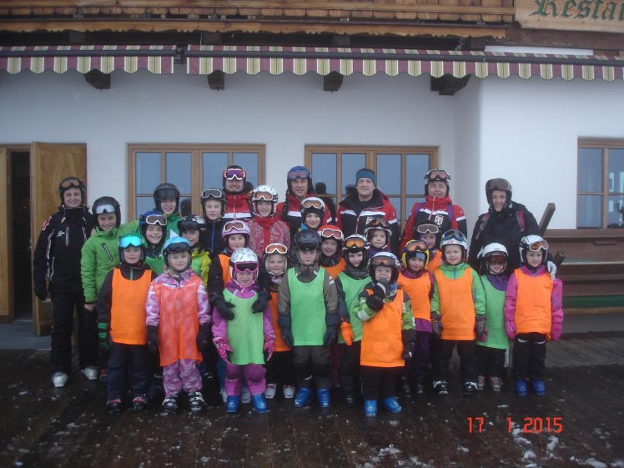 Skikurs 2015