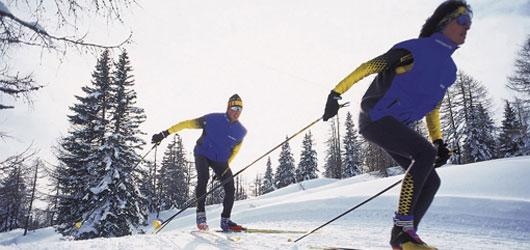 Skilanglauf Böhmerwald