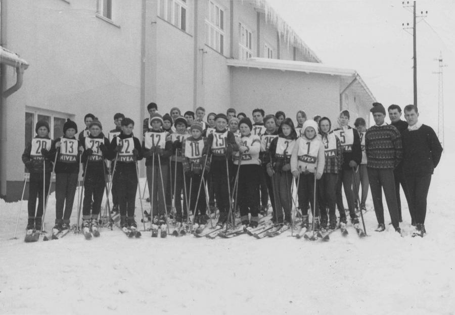 Skilanglauf Turnhalle
