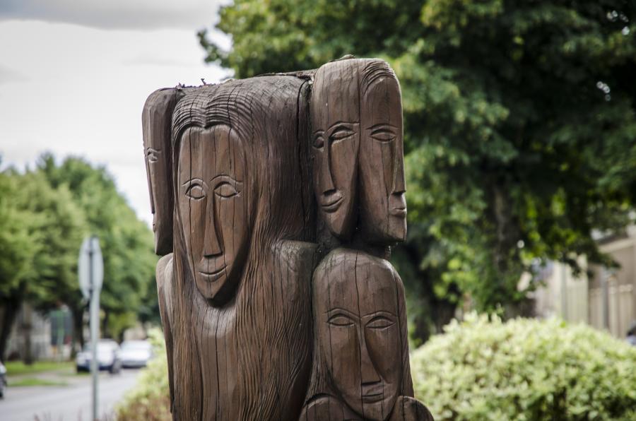 Skulptur Schönwalde_Foto: Urrutia