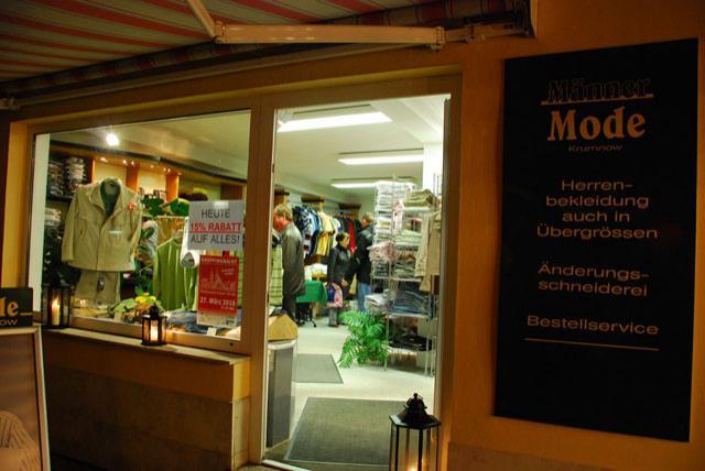 Shoppingnacht 2010: Sonderangebote bei den Händlern