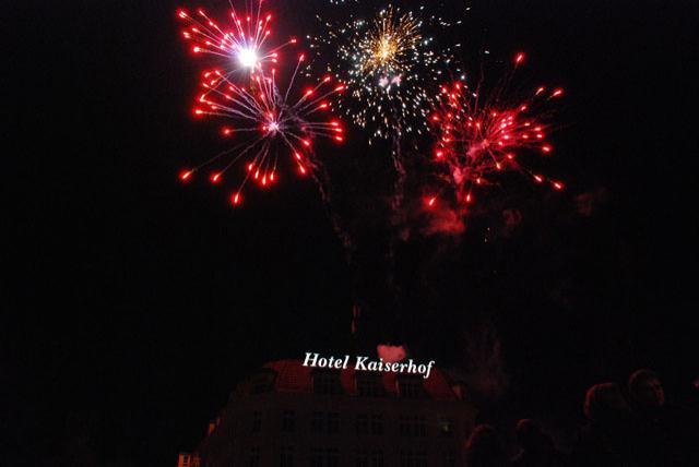 Shoppingnacht 2010: Feuerwerk zum Abschluss