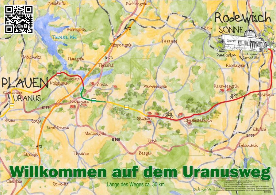 Uranusweg