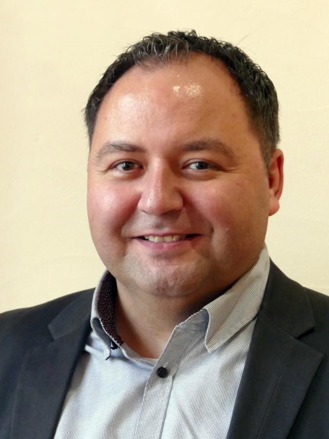 Bürgermeister Jörn Sola