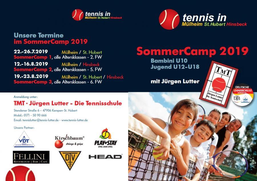 Sommer Camp 2019