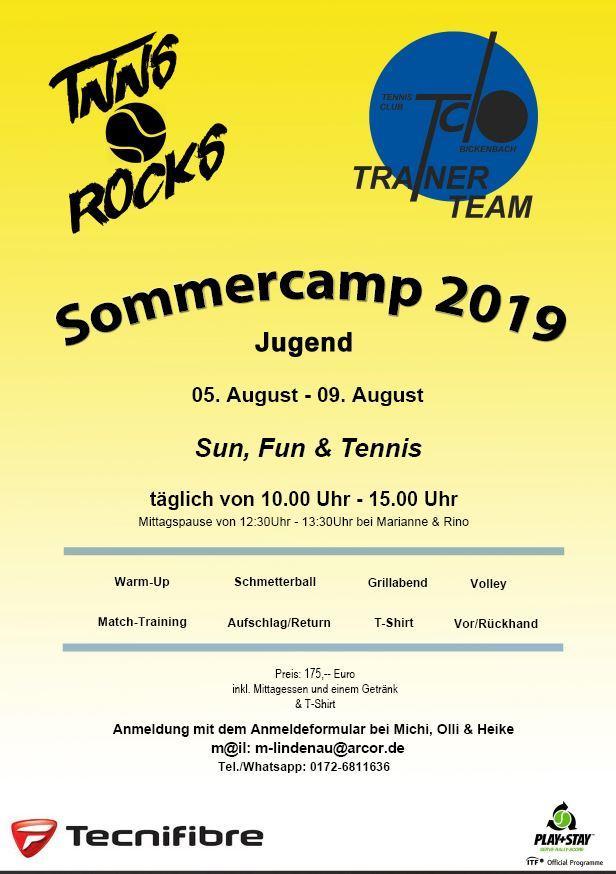 Sommercamp 19