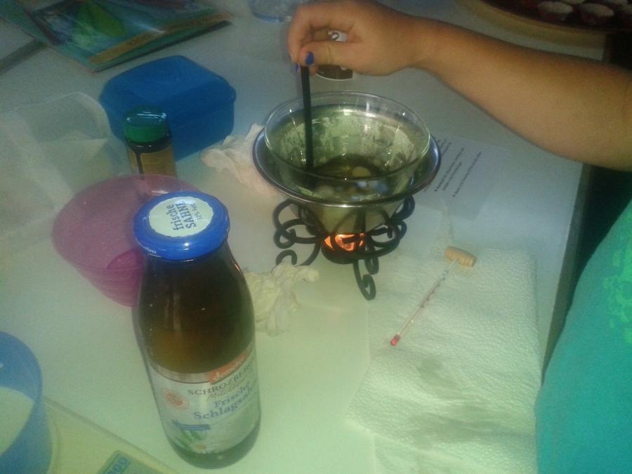Herstellung Pralinen - 2