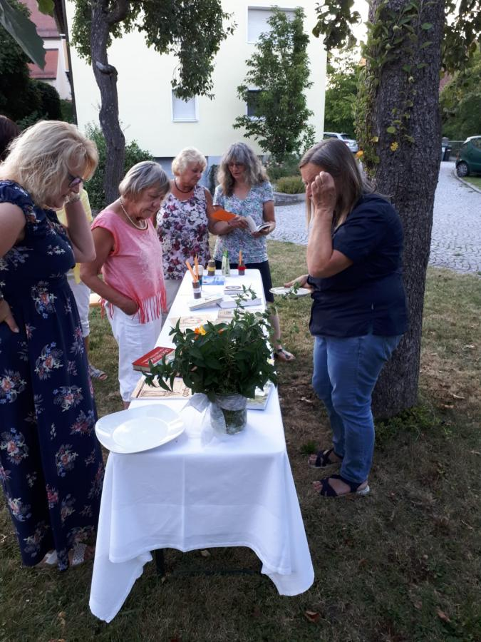 Sommerfest 2019 im Pfarrgarten