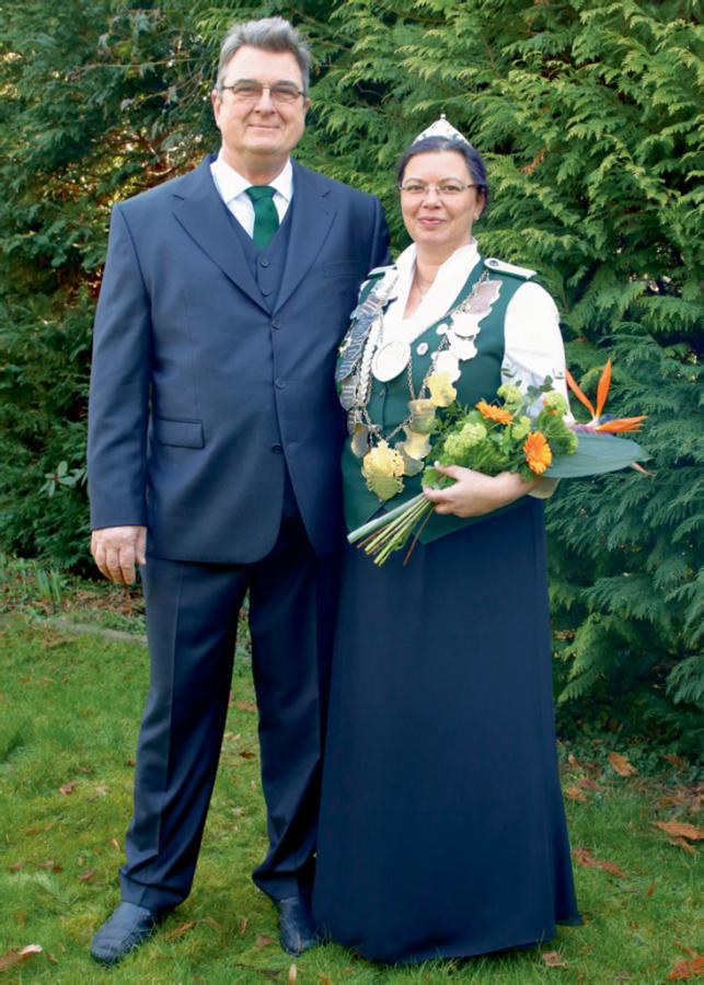 Königspaar 2018_19