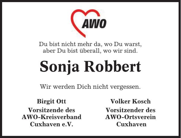 Sonja Robbert