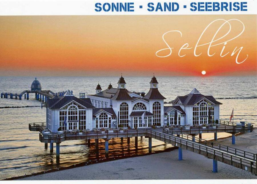 Sonne-Sand-Seebriese
