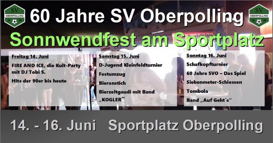 Sonnwendfest am Sportplatz