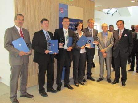 Foto: Verleihung des Spar-Euro