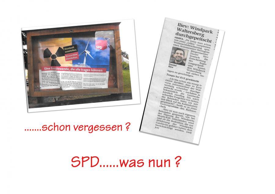 SPD und Windkraft