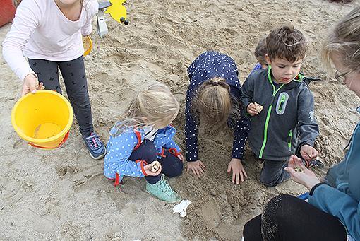 Spielplatzeinweihung an der dänischen Kirche 1