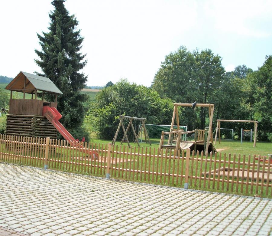 Spielplatz Bodes