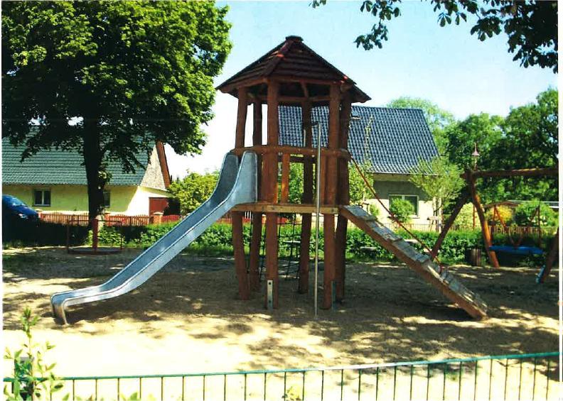 Spielplatz Selchow
