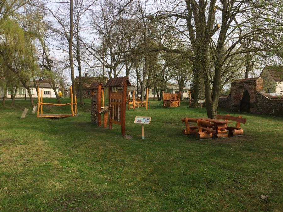 Spielplatz Zinndorf 2