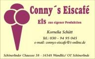 Sponsor Conny´s Eiscafe