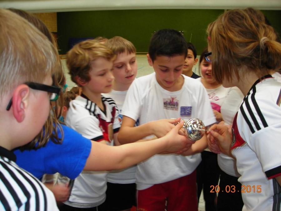 Sportfest 5. Klassen 2015