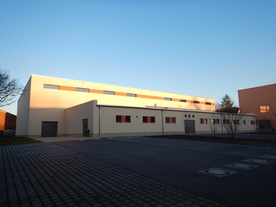 Sporthalle Schönow