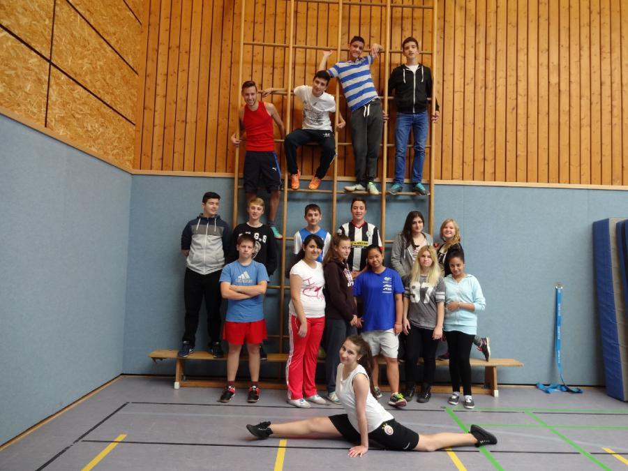 Sporthelfer 2014/15