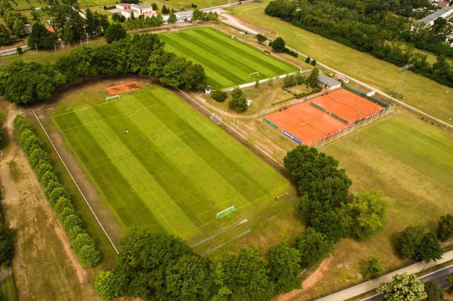 Sportplatz SV Großräschen