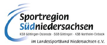 Sportregion Südniedersachsen
