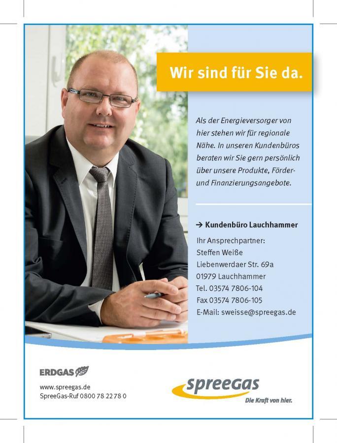 Anzeige Heide Extra 02/18 Spreegas