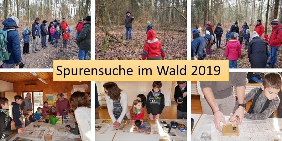 Spurensuche 2019