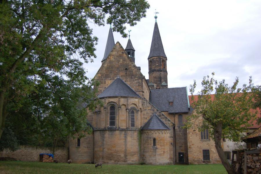 St. Pankratius Hamersleben