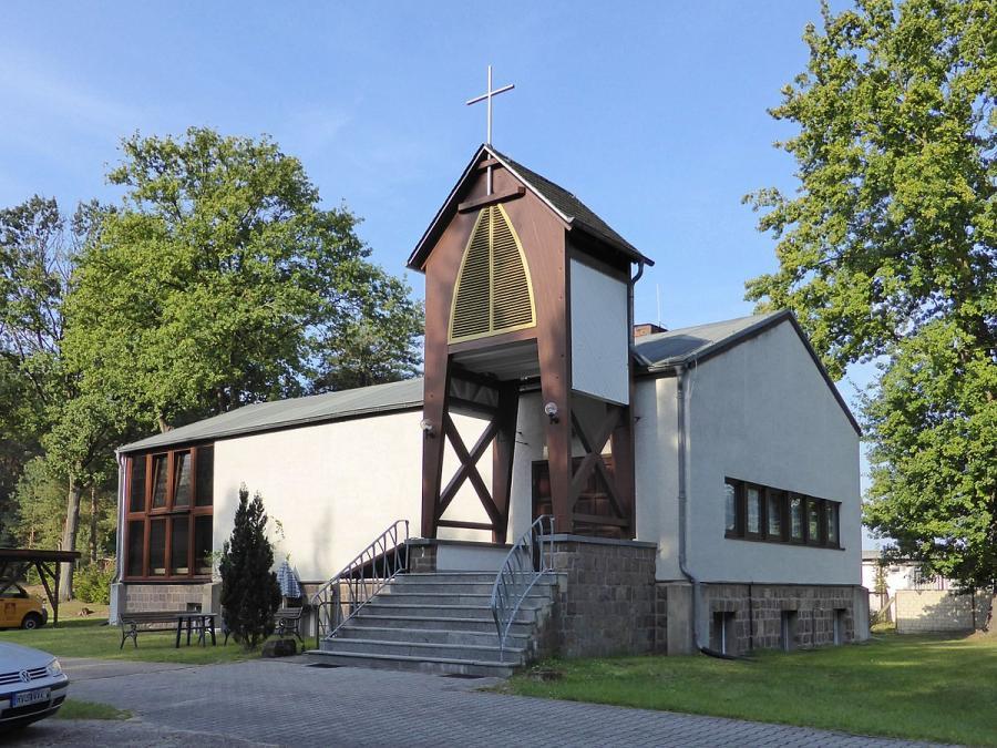 Kath. Kuratie St. Josef Sreckelsdorf-Ausbau