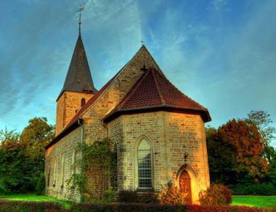 St. Andreas Kirche Velpke
