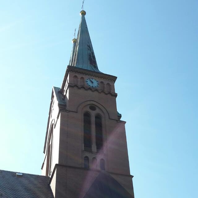 St. Johannes Kirche Niederwürschnitz (Foto: Ina Schnerrer)