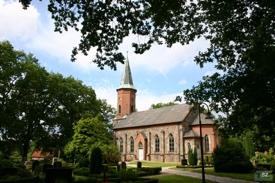 St.Marien Kirche in Basthorst