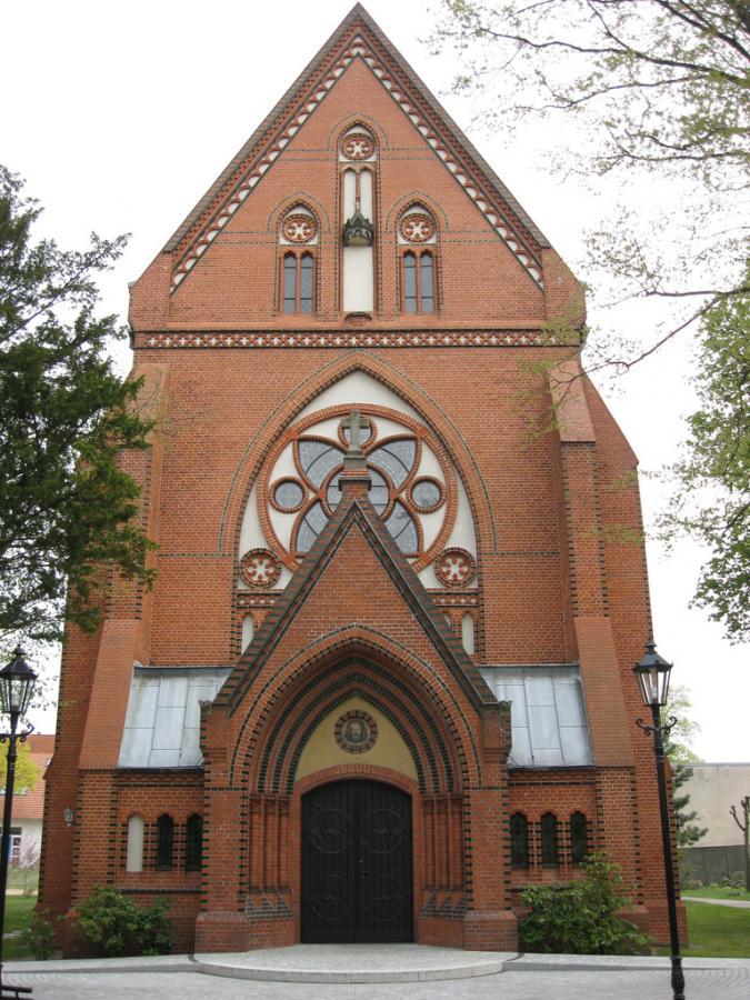 Katholische Kirche St. Georg Rathenow