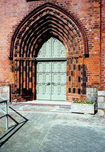Kirche Südportal