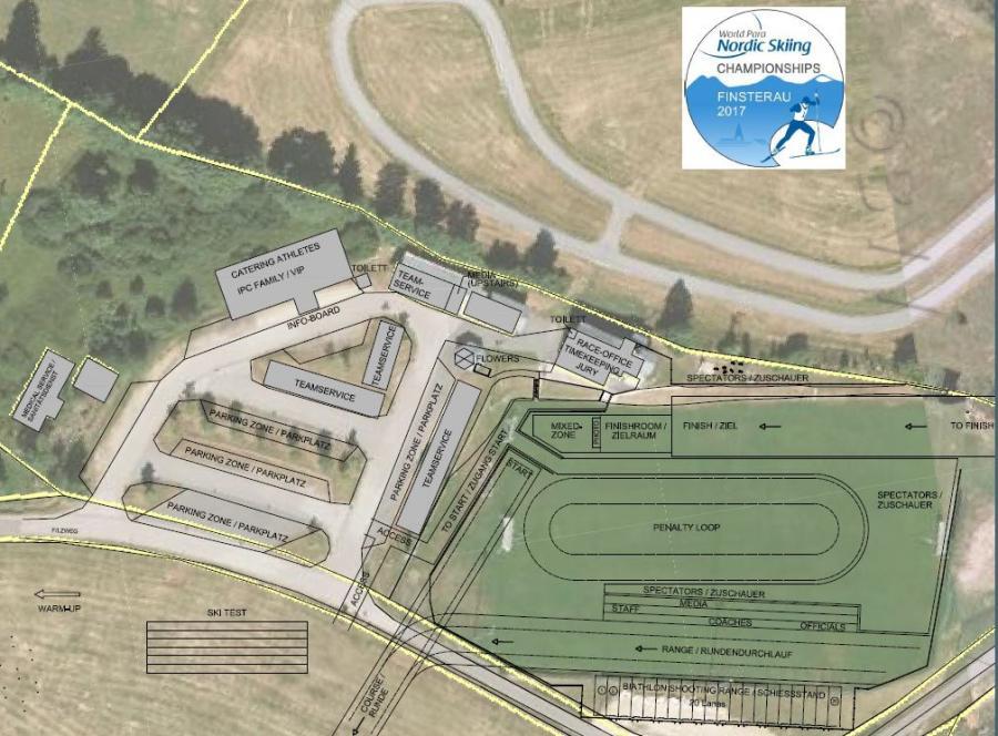 Stadiumplan Airpicture