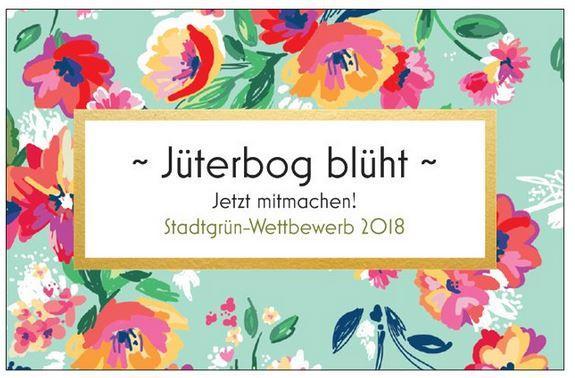 Jüterbog blüht – Stadtgrün-Wettbewerb