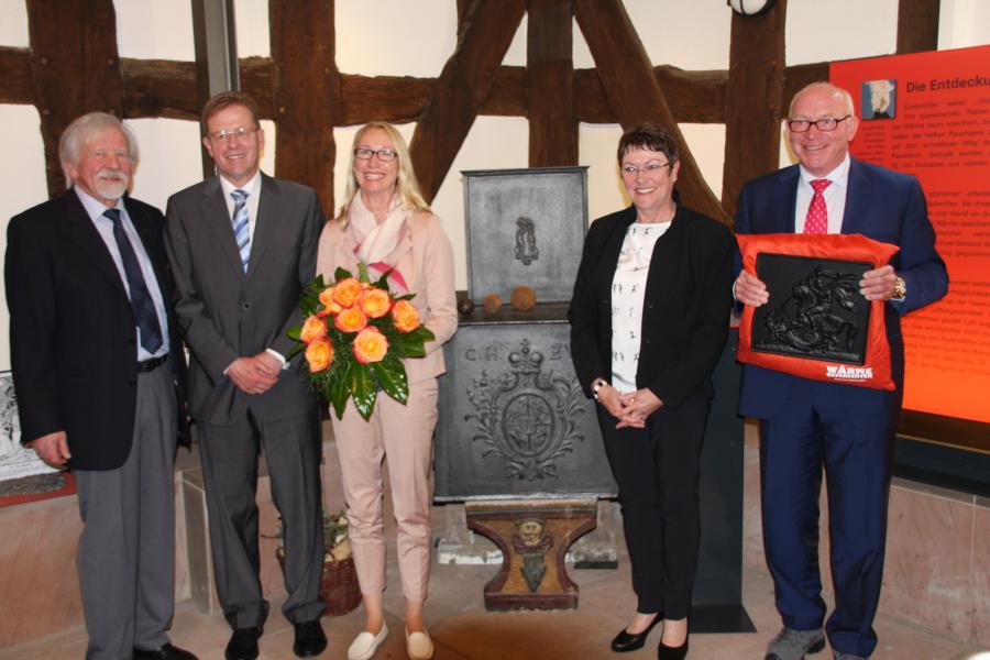 Eröffnung Sonderausstellung Stadtmuseum