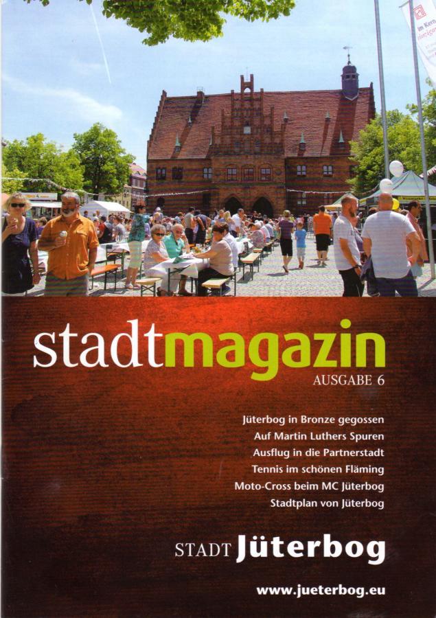 Artikel Stadtmagazin