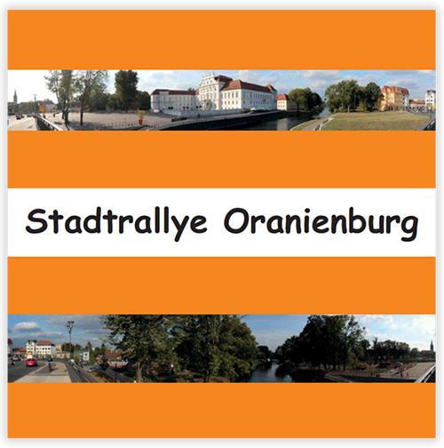 Cover der Stadtrallye Oranienburg