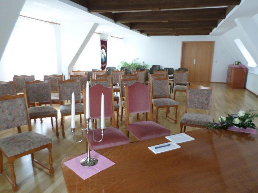 Raatssaal Lichtenberg