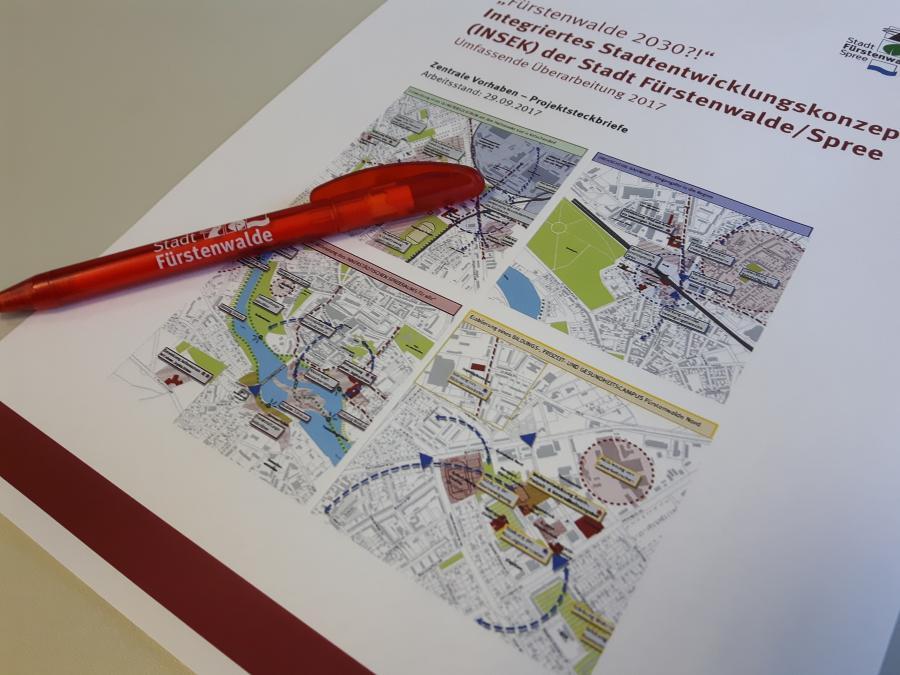 Zentrale Vorhaben in Steckbriefen