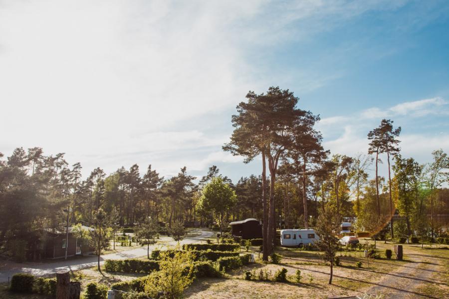 Campingplatz Rathenow Stellplätze