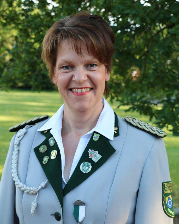 Stellvertretende Schriftführerin Andrea Kanebley 2017