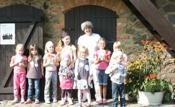 Steppkes mit Frau Graßmann